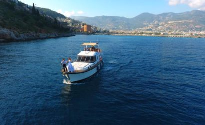 Alanya Private Boat Trip